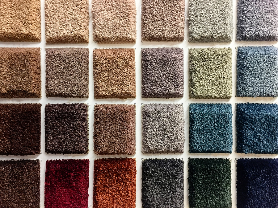 Eight types of carpeting that hide footprints and stains for Best types of carpet