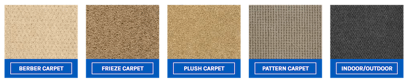Carpeting Samples from Carpet Stores Near Me